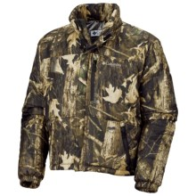 Columbia Sportswear Omni-Heat® Liner Jacket - Insulated (For Men) in Timberwolf - Closeouts