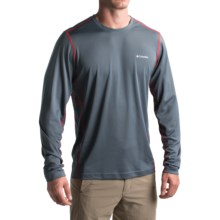 Columbia Sportswear Omni-Heat® Omni-Wick® II Base Layer Top - Long Sleeve (For Men) in Graphite - Closeouts
