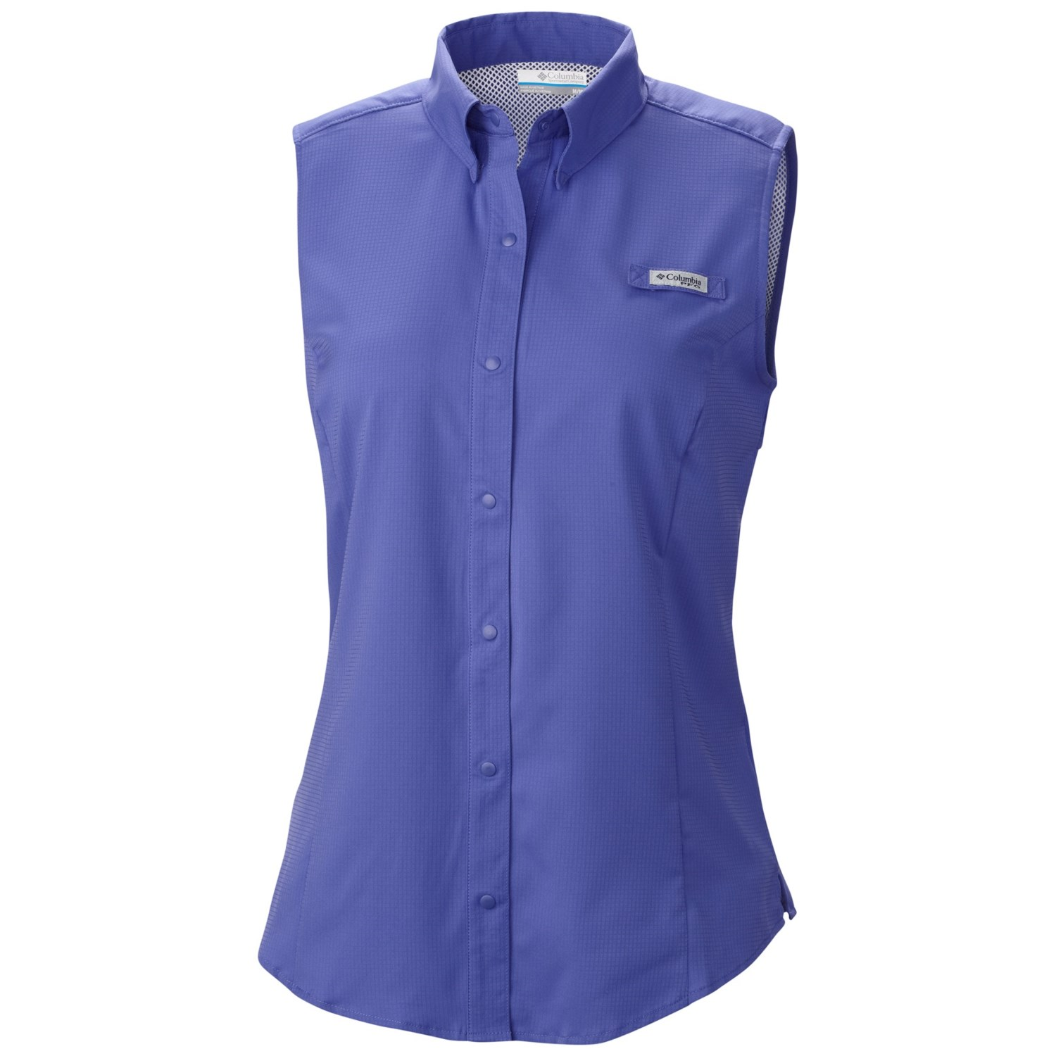 Columbia sportswear omni wick pfg tamiami shirt for Columbia shirts womens pfg
