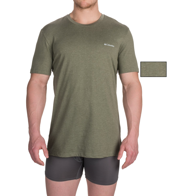 Columbia Sportswear Omni Wick T Shirts For Men