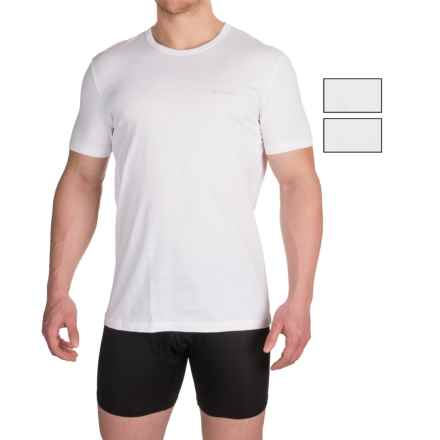 Columbia Sportswear Omni-Wick® T-Shirts - 3-Pack, Short Sleeve (For Men) in White - Closeouts