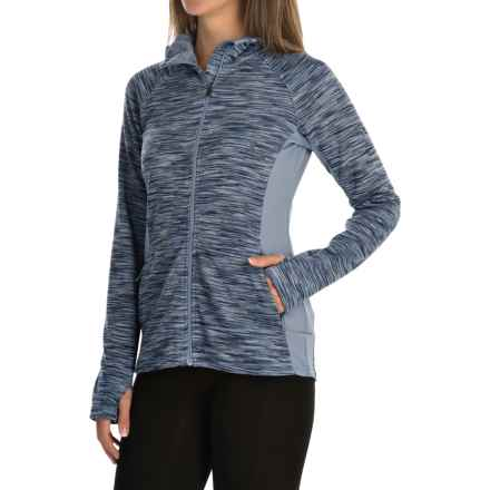 Columbia Sportswear Optic Got It Hoodie Jacket (For Women) in Beacon - Closeouts
