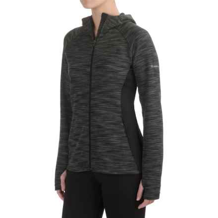 Columbia Sportswear Optic Got It Hoodie Jacket (For Women) in Black - Closeouts