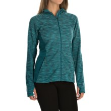 Columbia Sportswear Optic Got It Hoodie Jacket (For Women) in Emerald - Closeouts