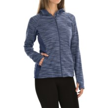 Columbia Sportswear Optic Got It Hoodie Jacket (For Women) in Nocturnal - Closeouts