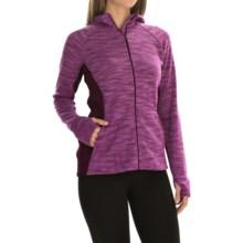 Columbia Sportswear Optic Got It Hoodie Jacket (For Women) in Purple Dahlia - Closeouts