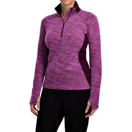 Columbia Sportswear Optic Got It Shirt - Zip Neck, Long Sleeve (For Women)