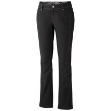 Columbia Sportswear Original Avenue II Pants (For Women) in Black - Closeouts