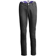 Columbia Sportswear Original Avenue Skinny Corduroy Pants - UPF 50 (For Women) in Black - Closeouts
