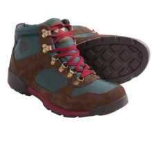 Columbia Sportswear Original Sierra Snow Boots (For Men) in Dark Forest/Beet - Closeouts