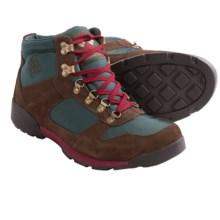 Columbia Sportswear Original Sierra Winter Boots (For Men) in Dark Forest/Beet - Closeouts