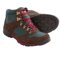Columbia Sportswear Original Sierra Winter Boots (For Men) in Dark Forest/Beet