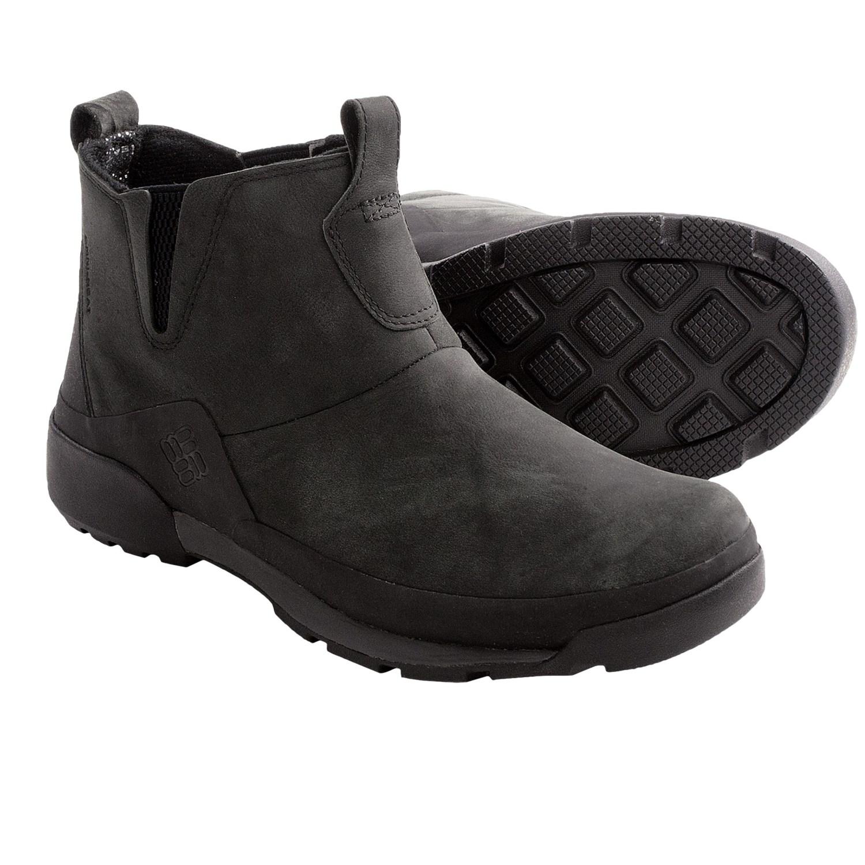 s wide slip on winter boots mount mercy