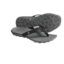 Columbia Sportswear Orla Flip Sandals (For Women) in Black - Closeouts