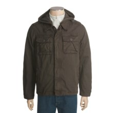 Columbia Sportswear Ottoman Jacket - Cotton (For Men) in Brown - Closeouts