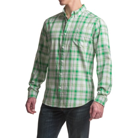 Columbia Sportswear Out and Back II Shirt - Button Front, Long Sleeve (For Men)