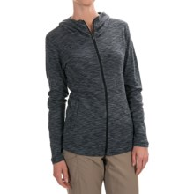 Columbia Sportswear Outerspaced Hoodie - Full Zip (For Women) in Black - Closeouts