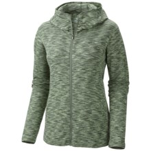 Columbia Sportswear Outerspaced Hoodie - Full Zip (For Women) in Cypress - Closeouts
