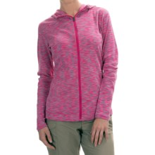 Columbia Sportswear Outerspaced Hoodie - Full Zip (For Women) in Haute Pink - Closeouts