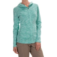 Columbia Sportswear Outerspaced Hoodie - Full Zip (For Women) in Ocean Water - Closeouts