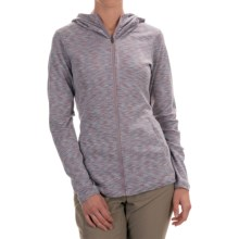 Columbia Sportswear Outerspaced Hoodie - Full Zip (For Women) in Sparrow - Closeouts