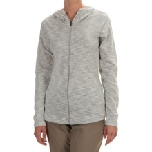 Columbia Sportswear Outerspaced Hoodie - Full Zip (For Women) in White - Closeouts