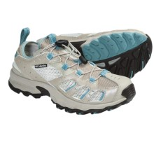 Columbia Sportswear Outpost Hybrid Water Shoes (For Women) in Stone/Wave - Closeouts