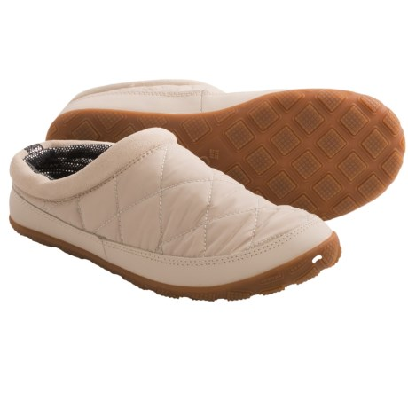 Columbia Sportswear Packed Out Omni-Heat® Slippers (For Women) in Fawn