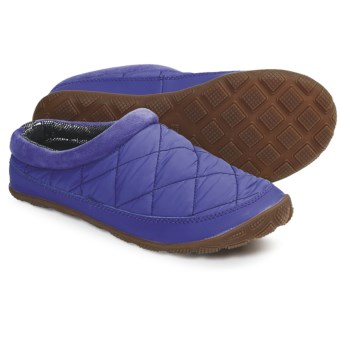 Columbia Sportswear Packed Out Omni-Heat® Slippers (For Women) in Light Grape