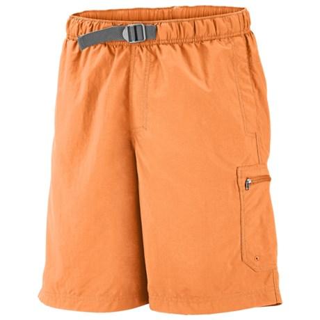 Columbia Sportswear Palmerston Peak Shorts - UPF 50, Built-In Mesh Brief (For Big Men) in Koi