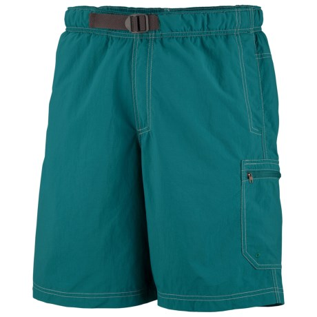 Columbia Sportswear Palmerston Peak Shorts - UPF 50 (For Men) in Aegean Blue