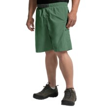 Columbia Sportswear Palmerston Peak Shorts - UPF 50 (For Men) in Commando - Closeouts
