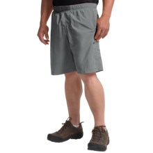 Columbia Sportswear Palmerston Peak Shorts - UPF 50 (For Men) in Grey Ash - Closeouts