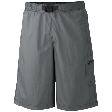 Columbia Sportswear Palmerston Peak Shorts - UPF 50 (For Men) in Sedona Sage