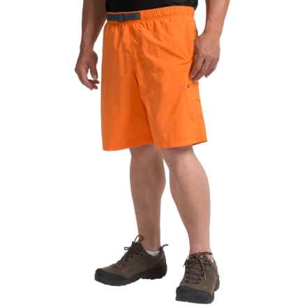 Columbia Sportswear Palmerston Peak Shorts - UPF 50 (For Men) in Solar - Closeouts