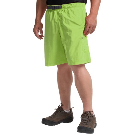 Columbia Sportswear Palmerston Peak Shorts - UPF 50 (For Men) in Voltage