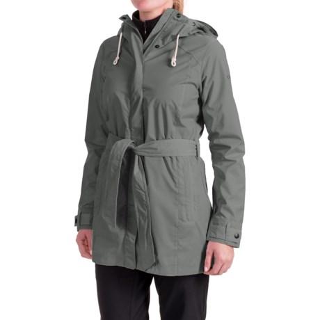 Columbia Sportswear Pardon My Trench Omni-Shield® Rain Jacket (For Women)
