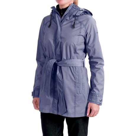 Columbia Sportswear Pardon My Trench Omni-Shield® Rain Jacket - Waterproof (For Women)