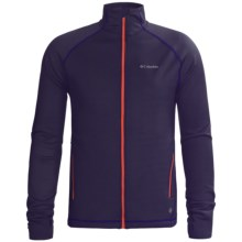 Columbia Sportswear Passo Alto Jacket (For Men) in Ebony Blue - Closeouts