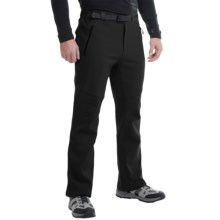 Columbia Sportswear Passo Alto Omni-Heat® Soft Shell Pants (For Men) in Black - Closeouts