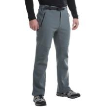 Columbia Sportswear Passo Alto Omni-Heat® Soft Shell Pants (For Men) in Graphite - Closeouts