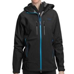 Columbia Sportswear Peak Power II Shell Jacket - Waterproof (For Women) in Black