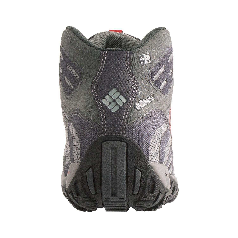 Columbia Men S Peakfreak Enduro Outdry Hiking Shoes
