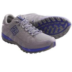 Columbia Sportswear Peakfreak Enduro Trail Shoes (For Women) in Platinum/Light Grape