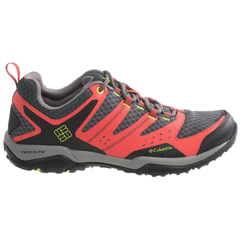 columbia sportswear peakfreak xcrsn xcel trail shoes for