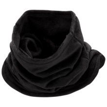 Columbia Sportswear Pearl Plush Cowl Neck Gaiter - Fleece (For Women) in Black - Closeouts
