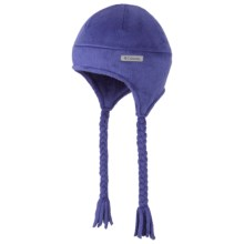 Columbia Sportswear Pearl Plush Hat - Ear Flaps (For Kids) in Light Grape - Closeouts