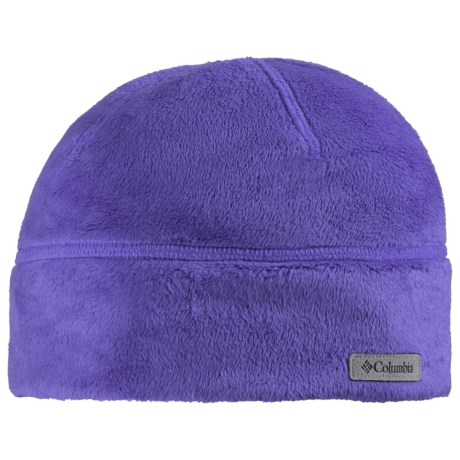 Columbia Sportswear Pearl Plush II Beanie Hat (For Women) in Kettle