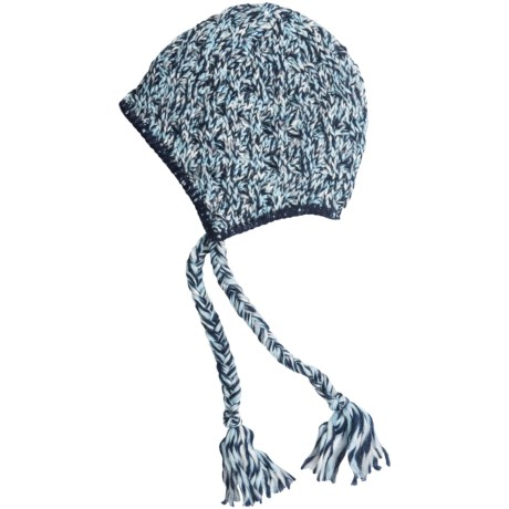Columbia Sportswear Peruvian Hat - Simply Spun (For Women) in Heavenly Blue