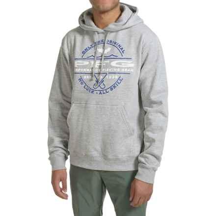 Columbia Sportswear PFG All Skill Tarpon Hoodie (For Men) in Grey Heather/White - Closeouts